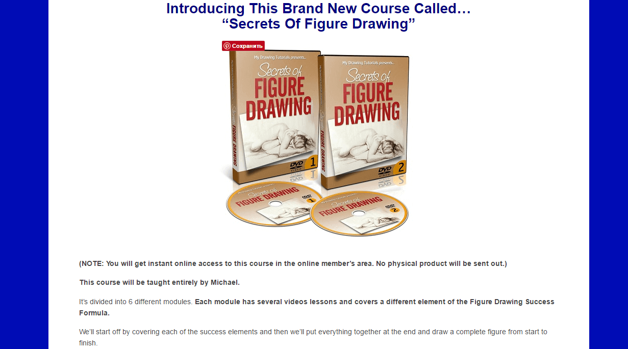 Get a step-be-step guide to mastering realistic figure drawing!