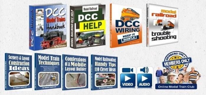 Introducing: DCC Model Trains Handbook