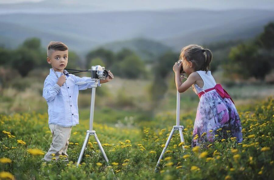 Aroni Model Arsa Little Nature Photography