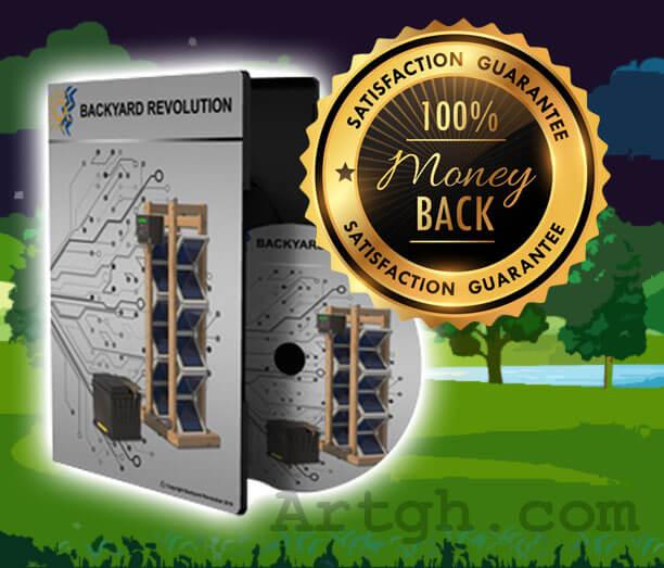 Backyard Revolution Money Back Guarantee