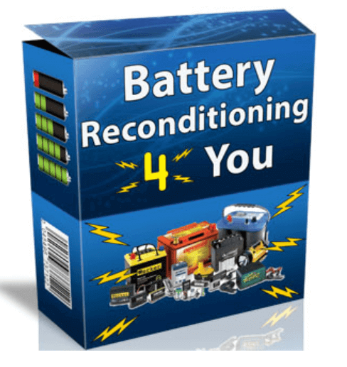 Battery Reconditioning 4 You™