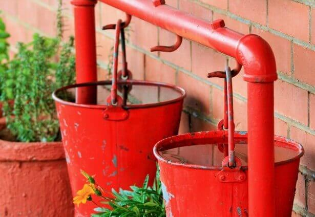 Buckets and Water