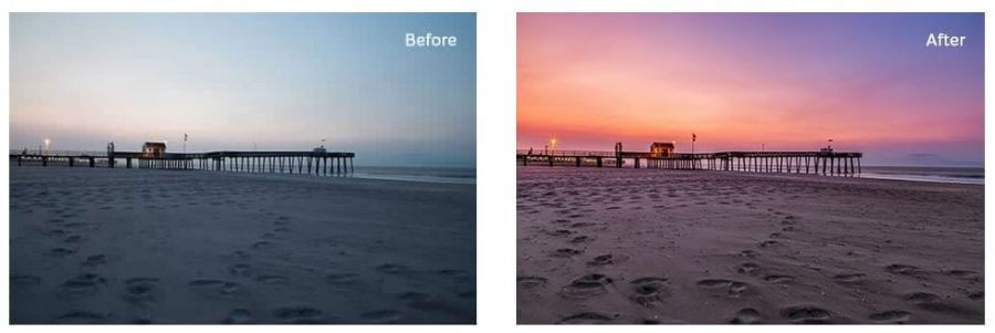 Make your picures look amazing with Landscapes Legends