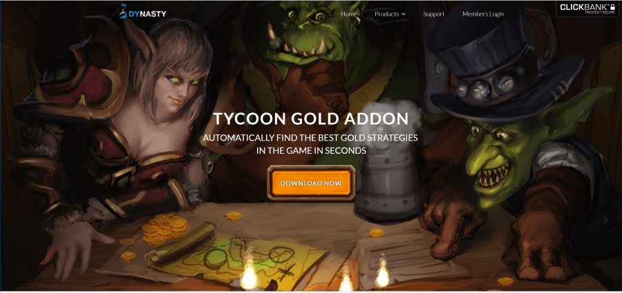 Dynasty Addons for better WoW gaming