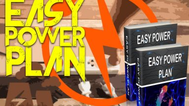 Easy Power Plan Self-reliant Power Generator