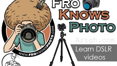 Fro Knows Photo Learn DSLR Videos