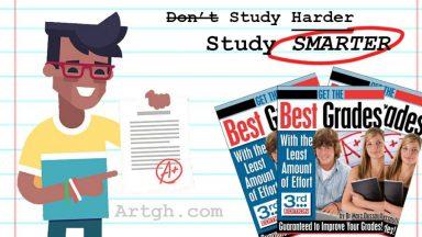Get the Best Grades Study Smarter