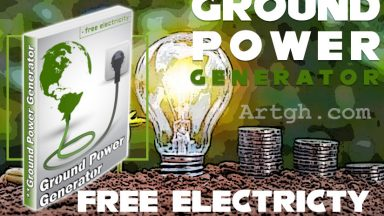 Ground Power Generator System Free Electricity