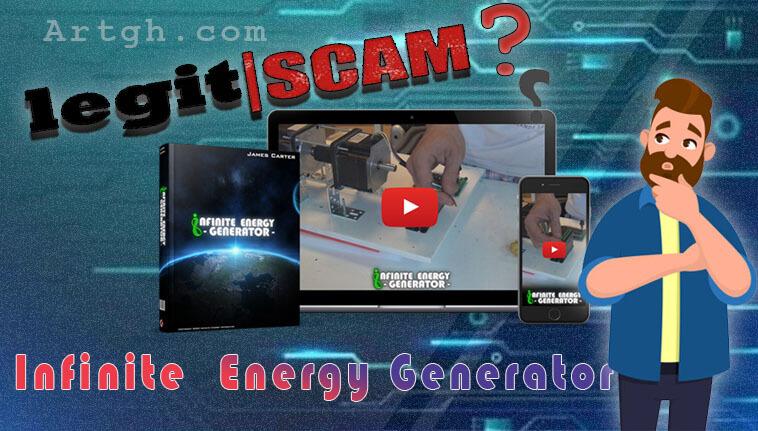 Infinite Energy Generator Legit or scam?