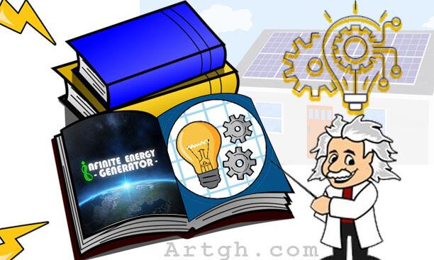 Infinite Energy Generator Works
