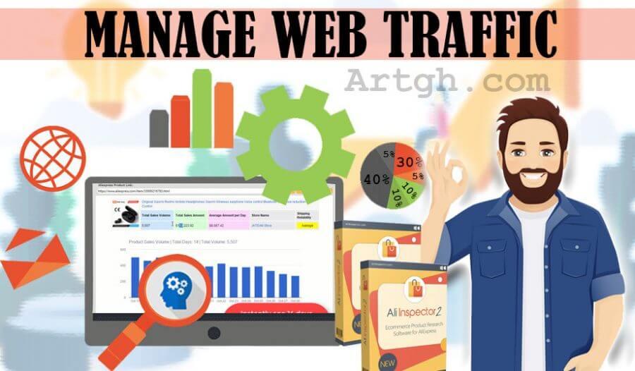 Intelligynce Manage Web Traffic