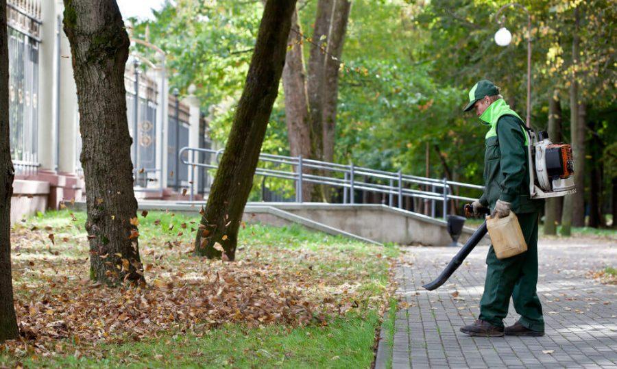 Landscaper Worker