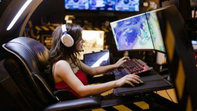 League of Legends Gamer