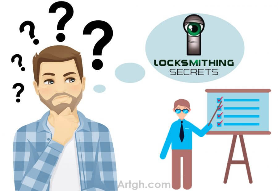 Locksmithing Secrets What is the product all about