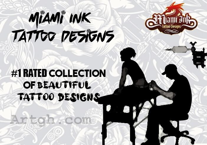 Miami Ink Tattoo Designs #1 Top Rated Collections