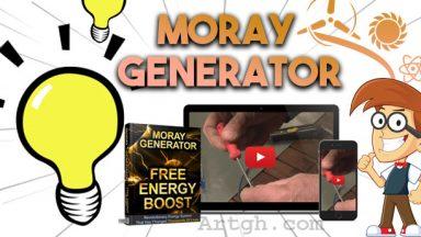 Moray Generator Free Energy Boost