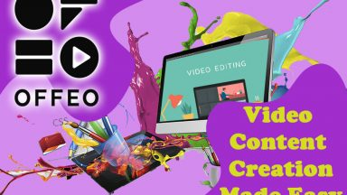 Offeo Video Content Creation Made Easy