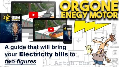 Orgone Energy Motor Bring your Electricity bill to Two Figures