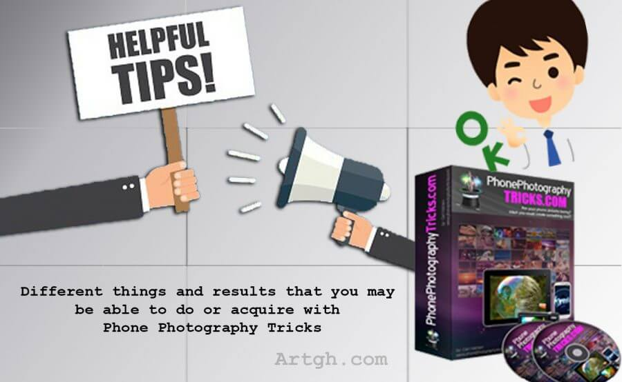 Phone Photography Tricks and Tips