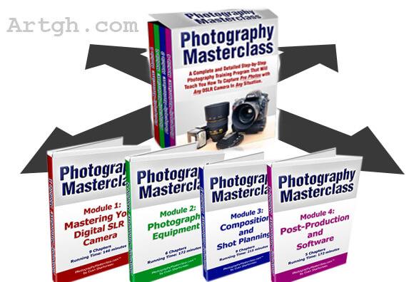Photography Masterclass Modules