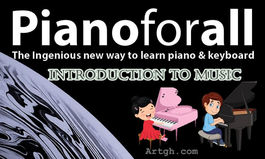 Pianoforall Introduction To Music