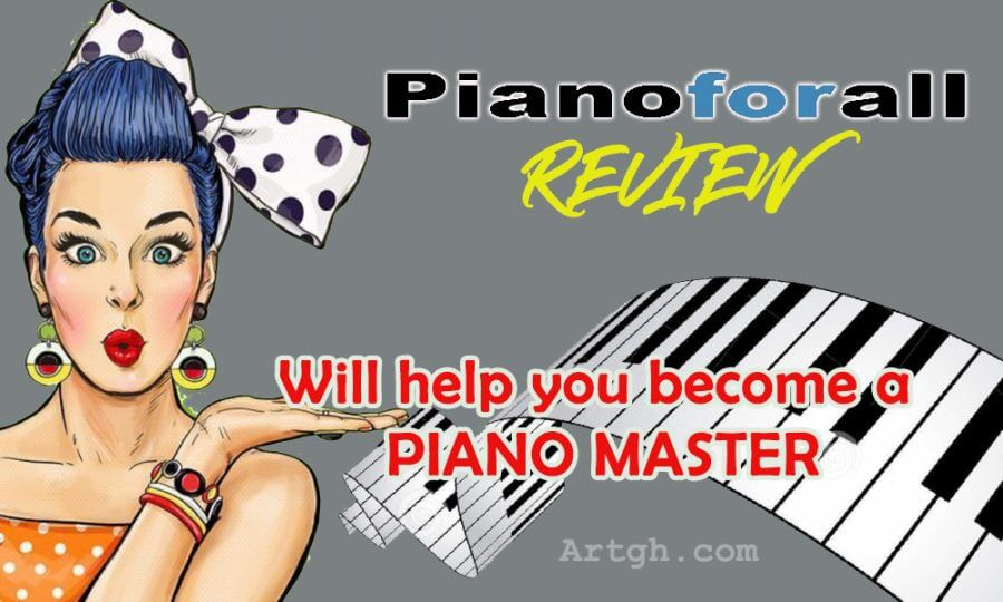 Pianoforall Piano Lesson