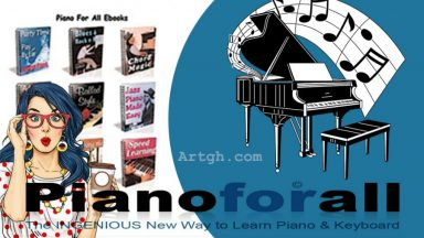 Pianoforall New Way to Learn Piano and Keyboard