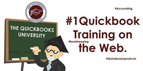 Quickbooks University No.1