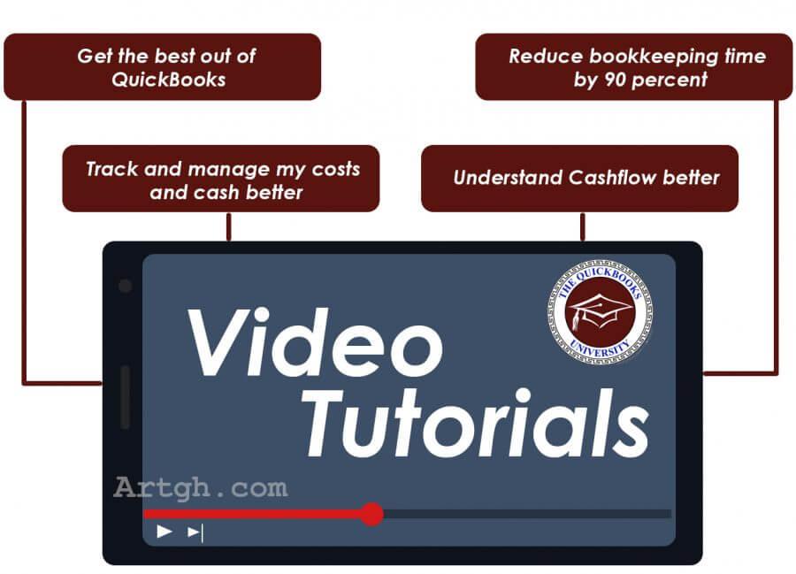 Quickbooks University Video Tutorial