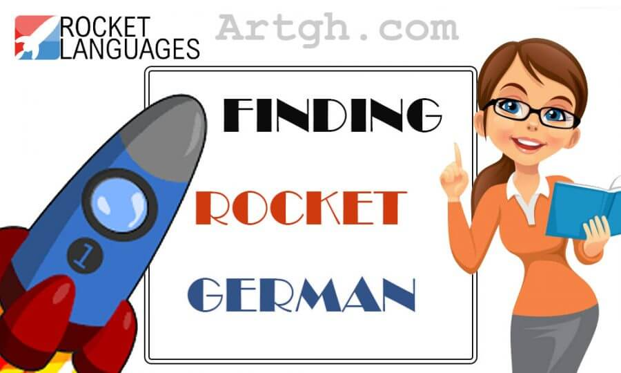 Rocket German Finding Rocket German