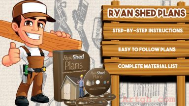 Ryan Shed Plans Complete Material List