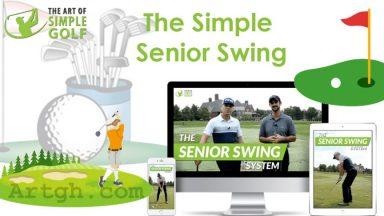 Simple Senior Swing Boosting Golf Swing