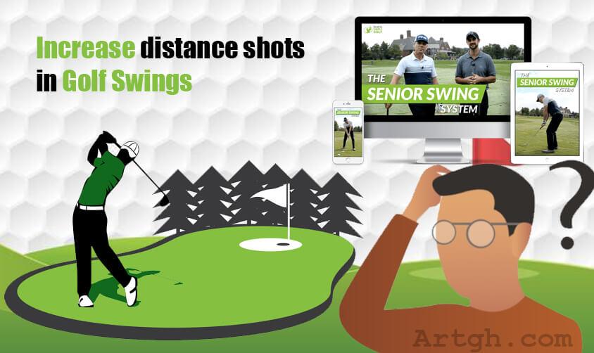 Simple Senior Swing Increase Golf Swing