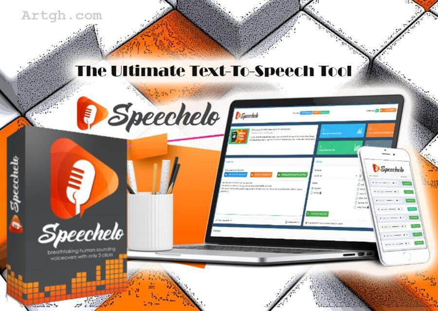 Speechelo The Ultimate Text-To-Speech Tool
