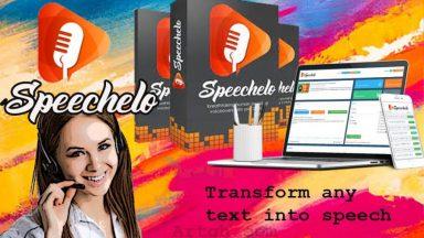 Speechelo Transform Any Text Into Speech