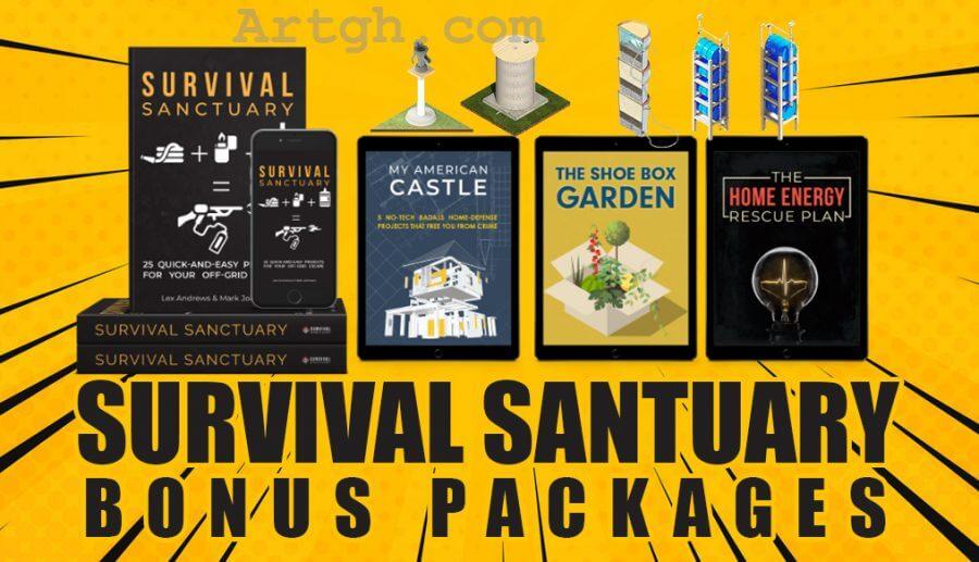 Survival Sanctuary Bonus Package