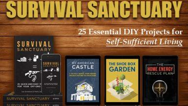 Survival Sanctuary Essential DIY Projects