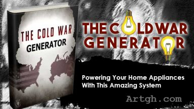 The Cold War Generator Powering your Home Appliances