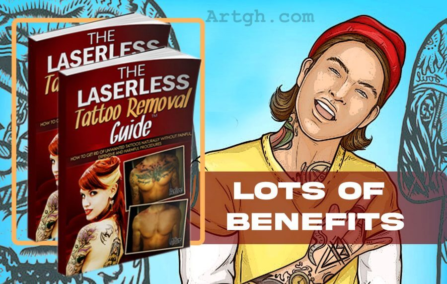The Laserless Tattoo Removal Lots of Benefits