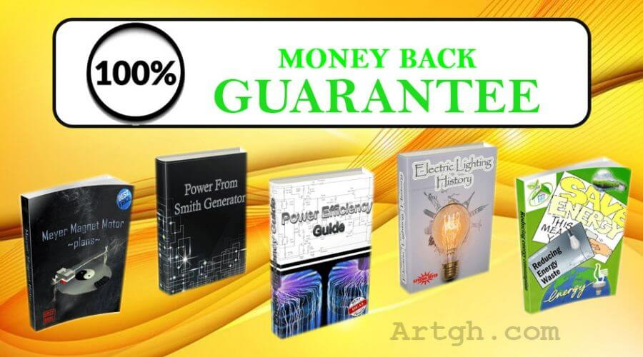 The Power Efficiency Guide Money Back Guarantee