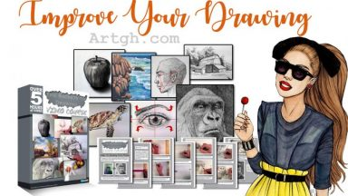 The Secrets To Drawing Video Course Improve Your Drawing
