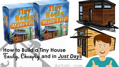 Tiny House Made Easy Build Tiny House in just days