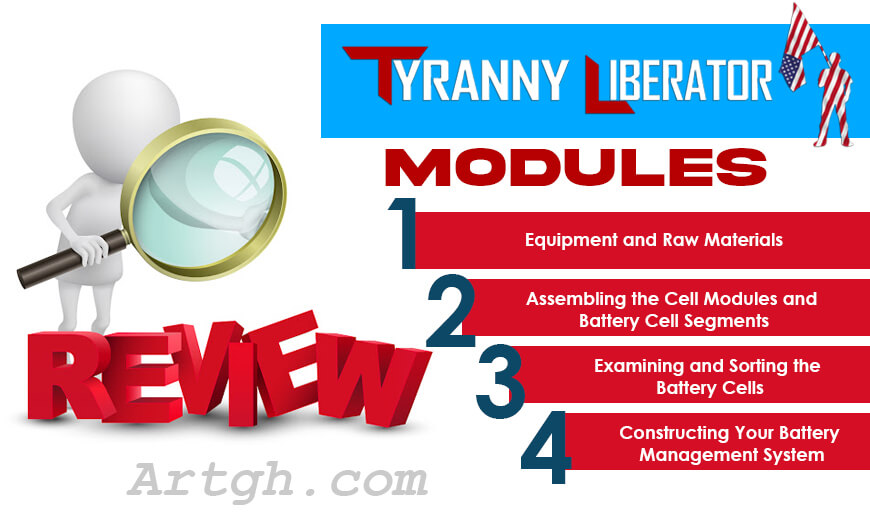 Tyranny Liberator Modules