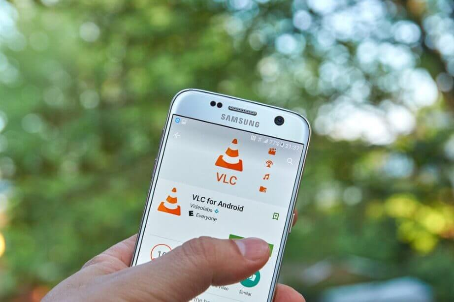 VLC multimedia player