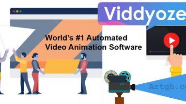 Viddyoze Worlds #1 Video Animation Software