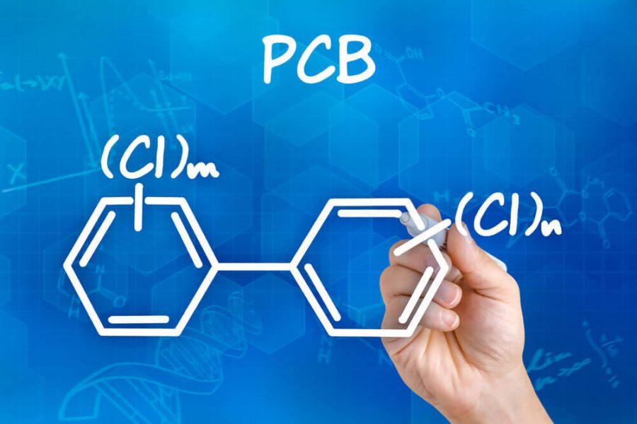 chemical formula of PCB
