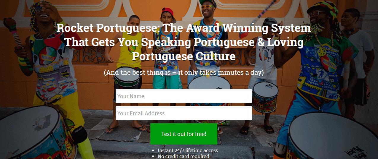 Rocket Portuguese- Speak Portuguese and Learn About Portuguese Speaking Culture