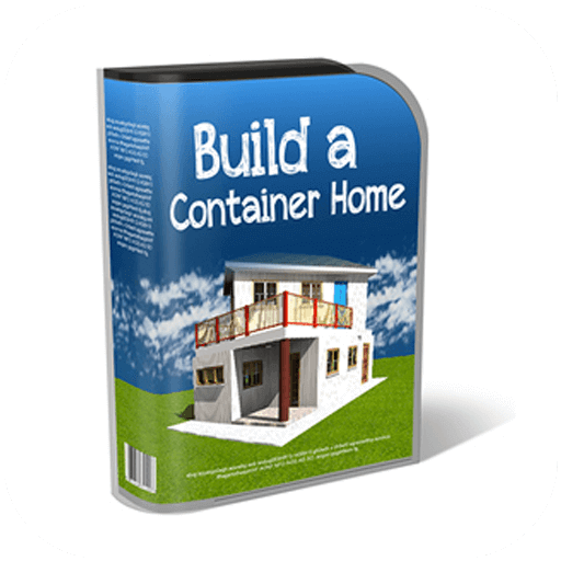 "This is the book named ""Build A Container Home"". The guideline has the points and direction of creating a house with shipping containers."