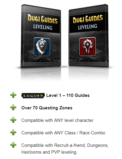 Dugi Guides Leveling