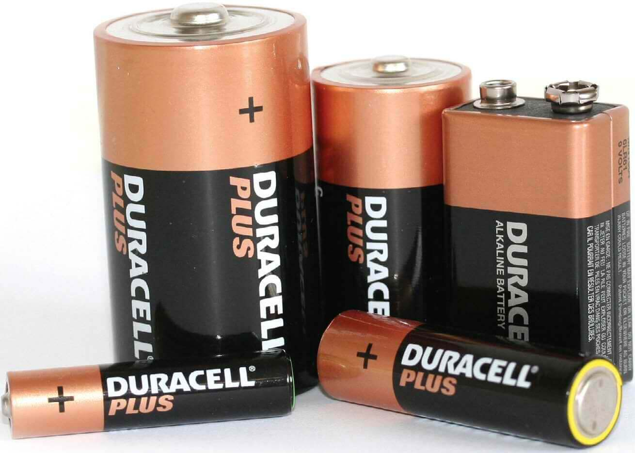 battery types